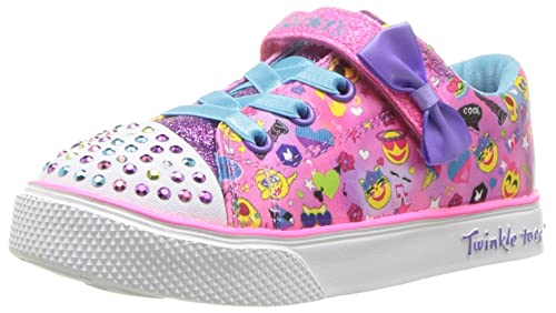 Baskets 2 Skechers Character Twinkle Fille 0 Breeze bébé xXpqfq16