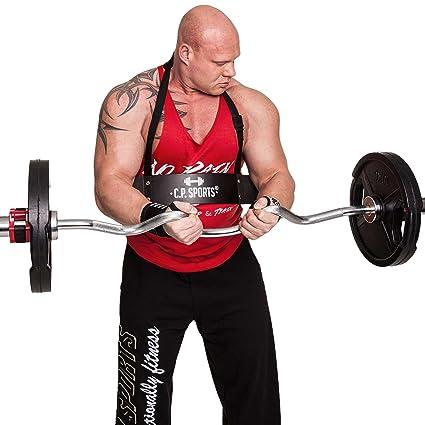 C.P. Sports 38819 - Asas para entrenamiento (especial para bíceps, talla única),