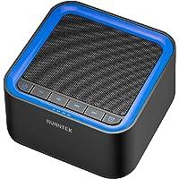 AVANTEK Máquina de sonido de ruido blanco para dormir, 20 sonidos relajantes sin bucle de alta fidelidad con 30 niveles…