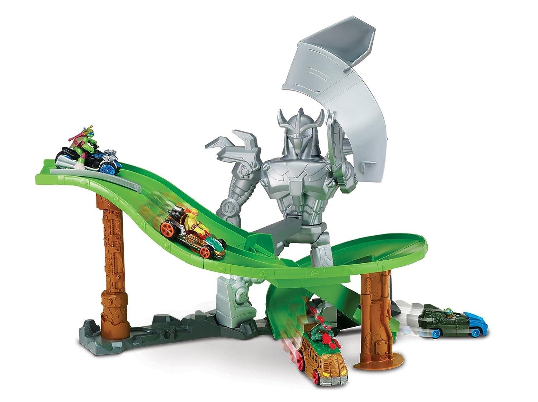 Tortugas Ninja - Machines, Super Pista con Coche Exclusivo ...