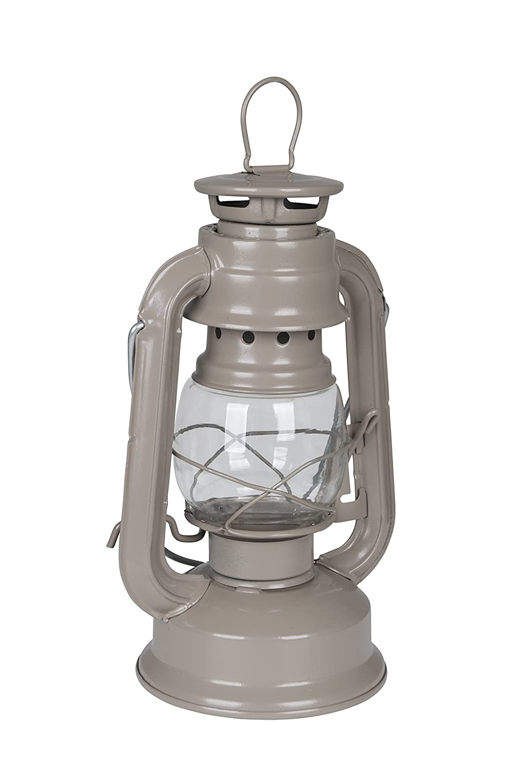 Bo-Camp Urban Outdoor Candle Hurricane Lamp, Steel, Taupe uk automotive VAOLZ 8219580