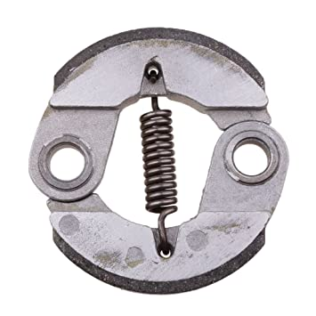 Sharplace Embrague de 2-Stroke Reemplazo para Mini Motor Bici Chopper 33 39 49cc Bicicleta: Amazon.es: Coche y moto