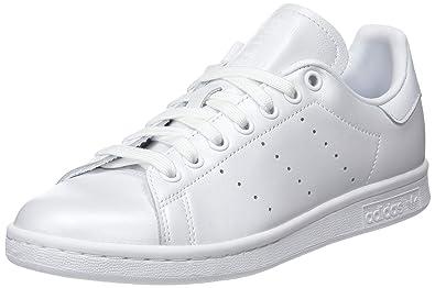 separation shoes 384bc 8b25d adidas Stan Smith W, Chaussures de Fitness Femme, Blanc (Ftwbla 000),