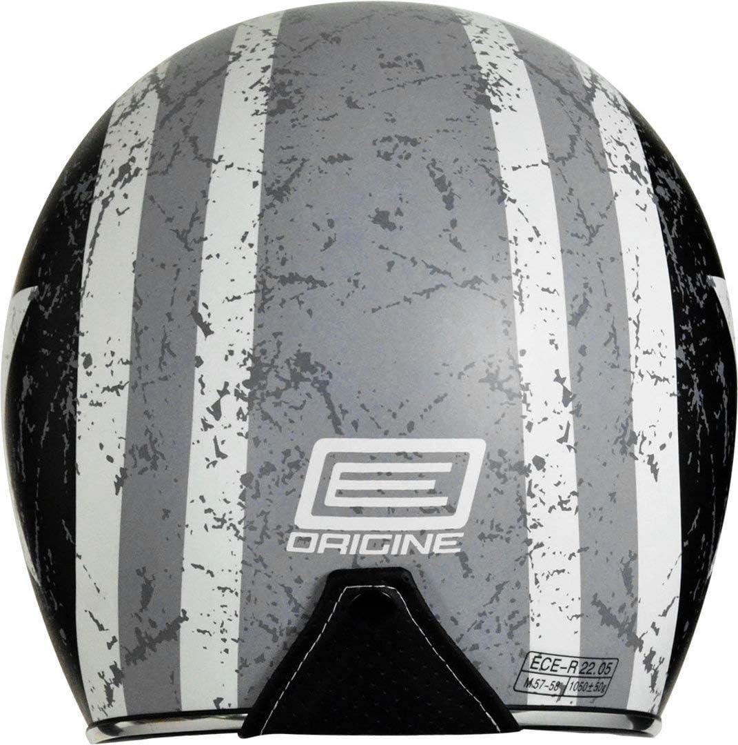 L 59//60 cm Arancione Origine Helmets Sprint Casco Unisex Adulti