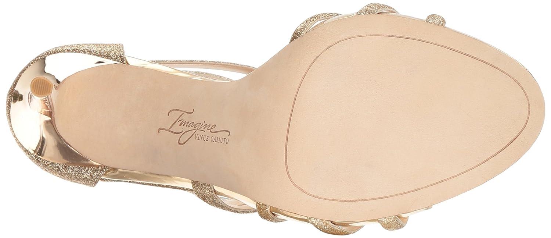 Frauen Sandalen mit Absatz Champagne/Soft Champagne/Soft Champagne/Soft Gold b0498a