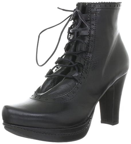 253ebe3f78 Virus Moda 960761 Ankle Boots Womens Black Schwarz (schwarz 1) Size ...