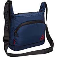 COSMUS Polyester 9 Ltr Navy Blue Messenger Bag