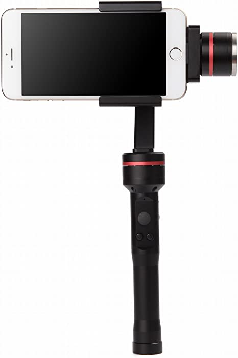 luvss S1 3 ejes Handheld Gimbal Estabilizador Soporte de cámara ...