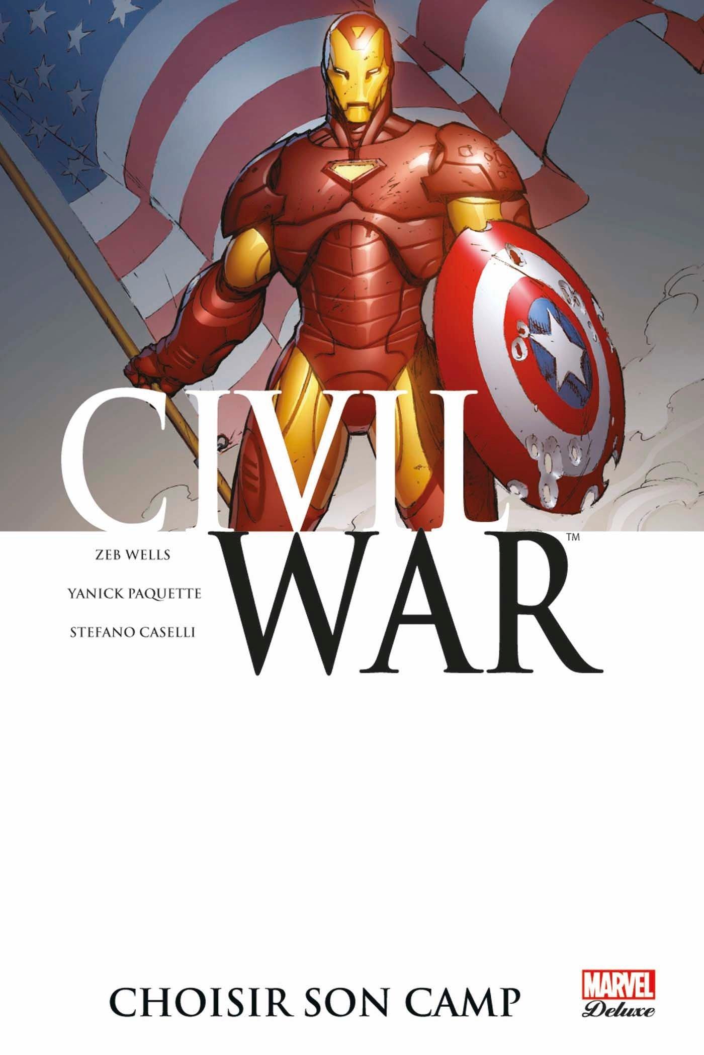 Civil War (5) : Choisir son camp