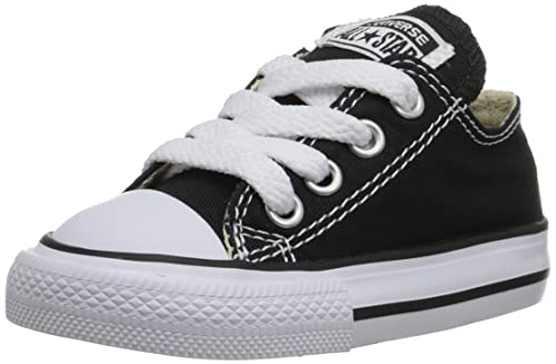 88c5511f8 Converse All Star Ox Black 1 Child UK  Amazon.co.uk  Shoes   Bags
