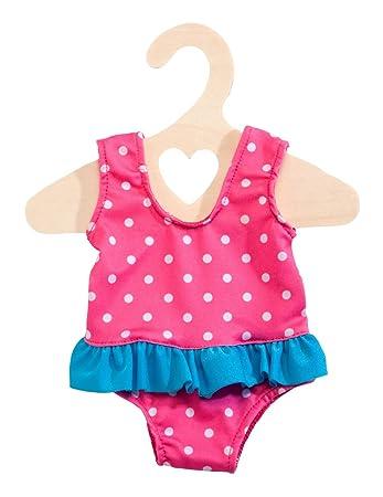 Heless Puppenkleidung Badeanzug in 2 Größen Babypuppen & Zubehör