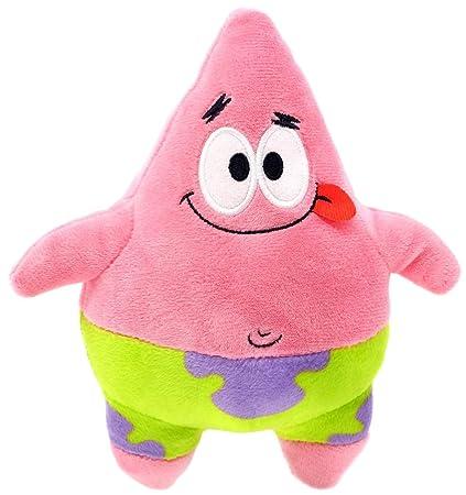 SpongeBob SquarePants Patrick & SpongeBob Plush Slippers