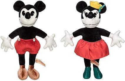 "Disney Parks Disneyland Mickey 90th Plush Anniversary Limited Edition Large 18"""