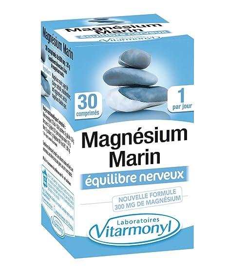 vitarmonyl magnesio Marino 30 comprimés