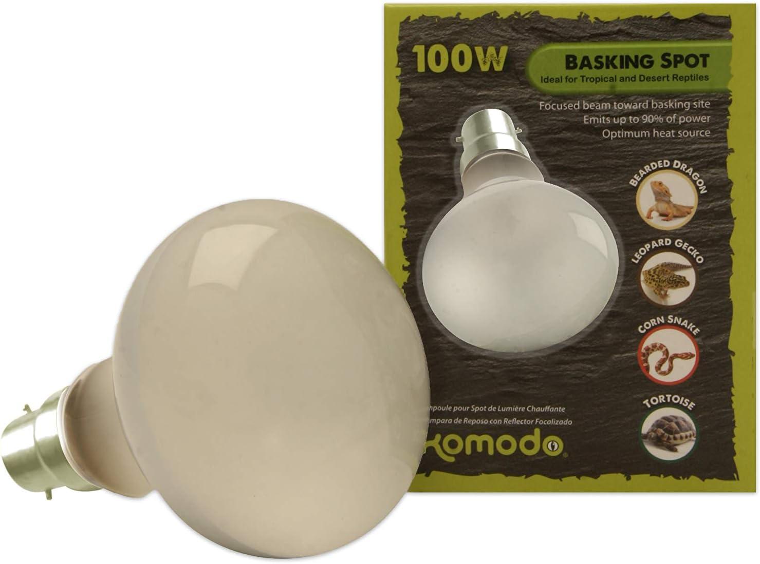 Komodo 100 Watt Basking Spot Bulb