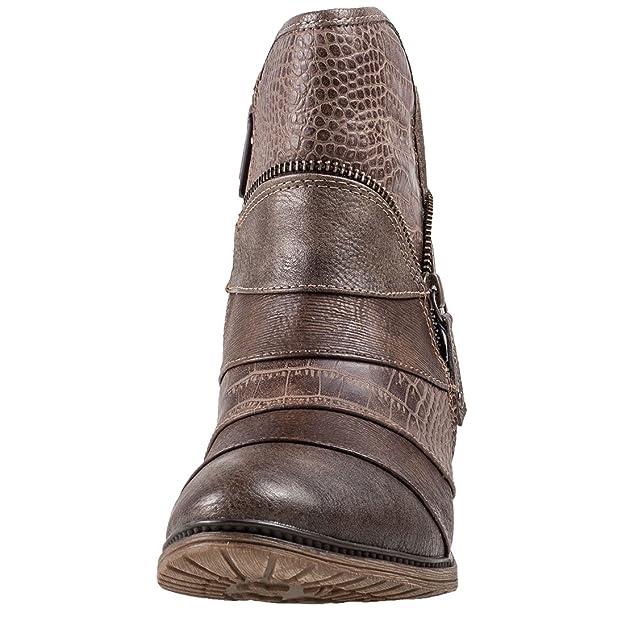 MUSTANG SHOES - 1199 517 - BOOTS - GRIS graphite  Amazon.fr  Chaussures et  Sacs 4bc10fb899ed