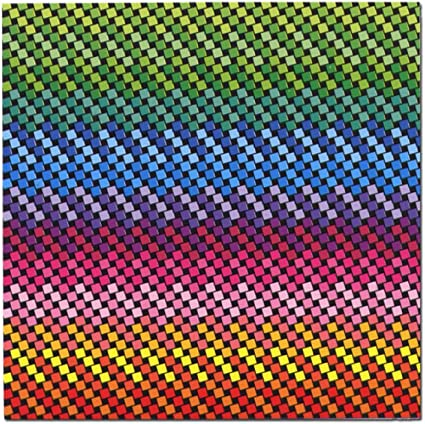 BeeMall Origami Papers 100 Sheets 10 Different Colours - Both Side ... | 425x425