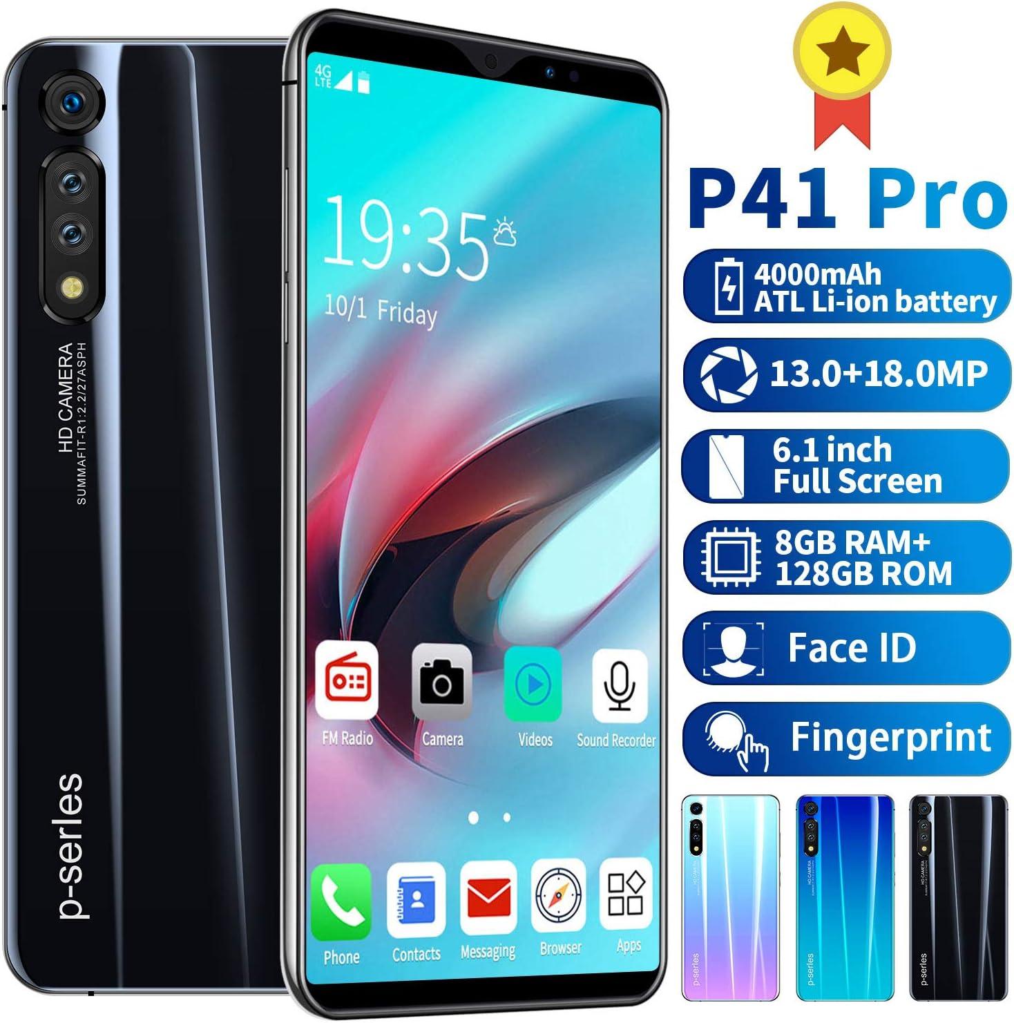 CARACHOME - Smartphone económico para Ancianos, Pantalla Completa ...
