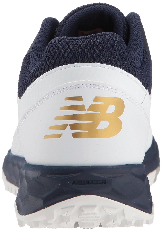 New Balance Women's Velo V1 Turf W Softball Shoe B075R6VGVB 5 W Turf US|Navy/White 5424a0