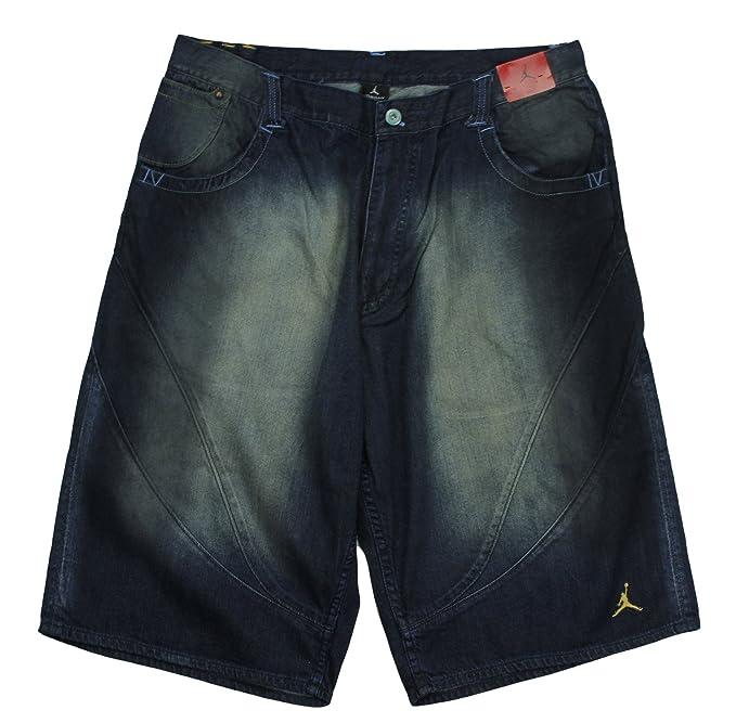 fc9c14be797 Mens Air Jordan Jumpman Denim Jean Shorts: Amazon.ca: Clothing ...