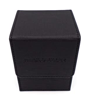 docsmagic.de Premium Magnetic Flip Box (100) Black + Deck ...