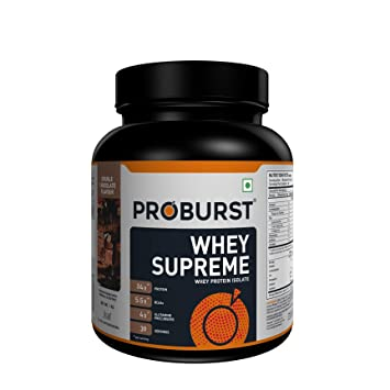Amazon.com: proburst Supreme de suero 2.2 pound (doble ...