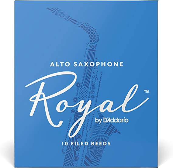 Strength 3.0 TWO 10-pack with Individual Plastic Case Total of 20 Reeds Cecilio Alto Saxophone Reeds