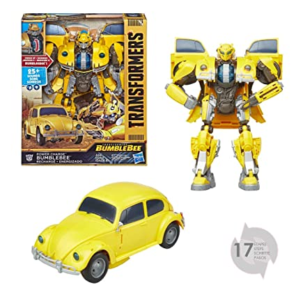 En Électronique Coccinelle Transformers Saga 2 Robot Bumblebee 1 Jouet 30cm Transformable Power Charge SUpMzV