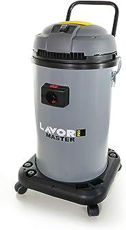 Aspirador Master 1.65 Plástico 220V 2017, Lavor, B8.201.0109 B8.201.0109, Cinza, Grande