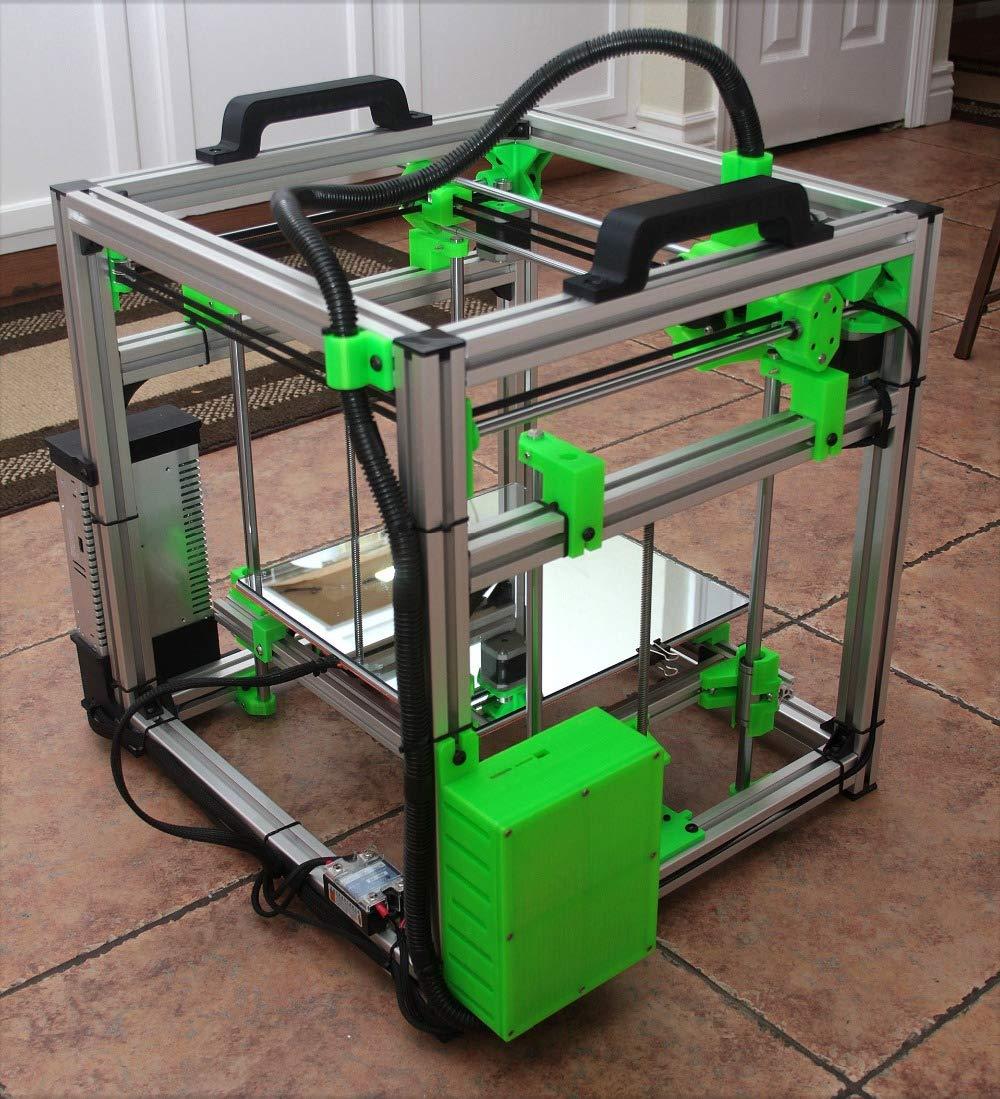 1 Establezca la impresora 3D HyperCube Evolution Extrusión de ...