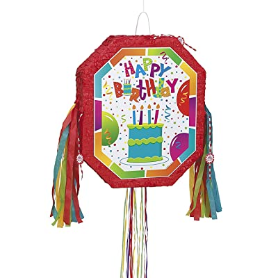 Birthday Jamboree Pinata, Pull String: Kitchen & Dining