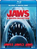 Jaws 3-Movie Collection [Blu-ray]