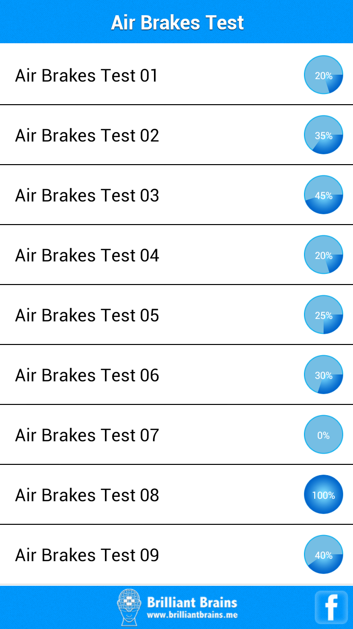 Best Brake Pads >> Amazon.com: Air Brakes Test: Appstore for Android