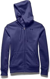 3b8bdfc1d Amazon.com : Under Armour Women's Armour® Fleece Storm Full Zip ...