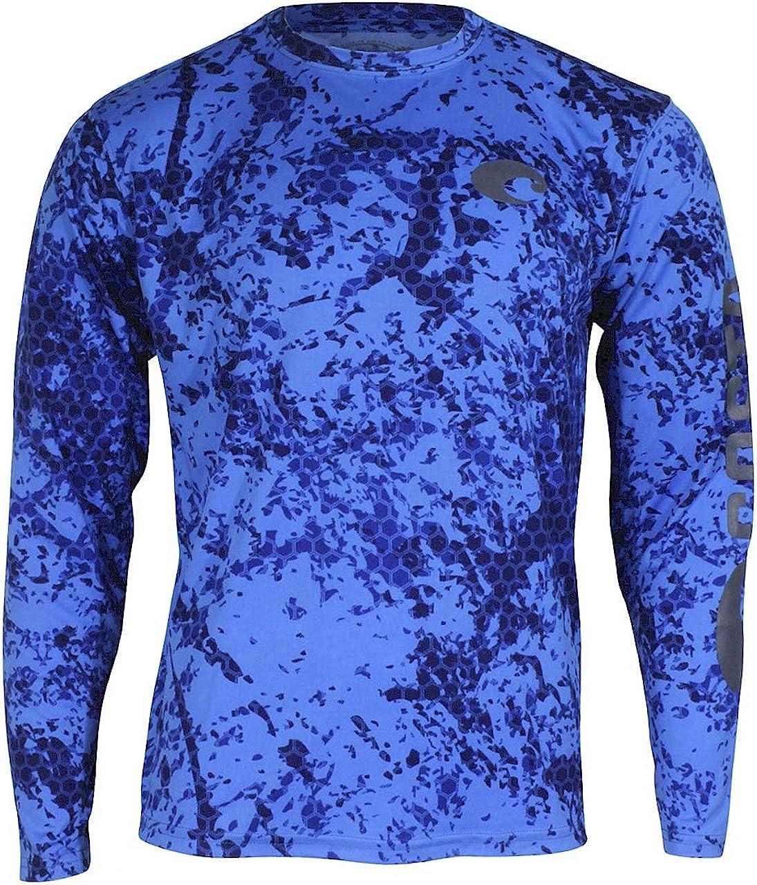 Costa Del Mar Hexo Technical Long Sleeve Shirt