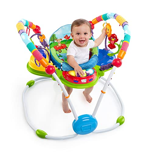 Baby Einstein Neighborhood Friends Activity Jumper Review