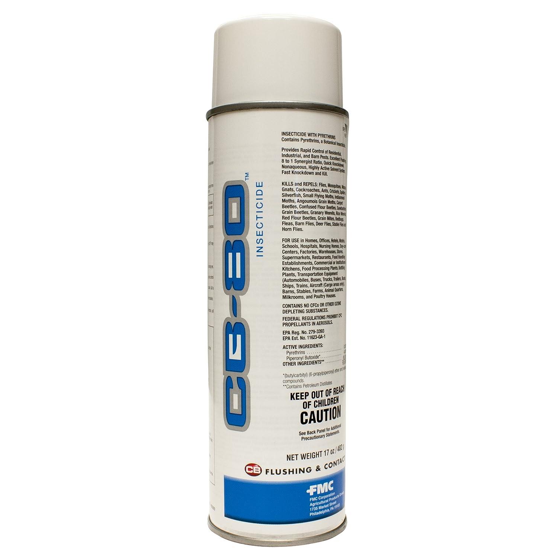 Amazon.com : CB-80 Contact Aerosol 17 oz, 1 Can : Insect Repellents ...