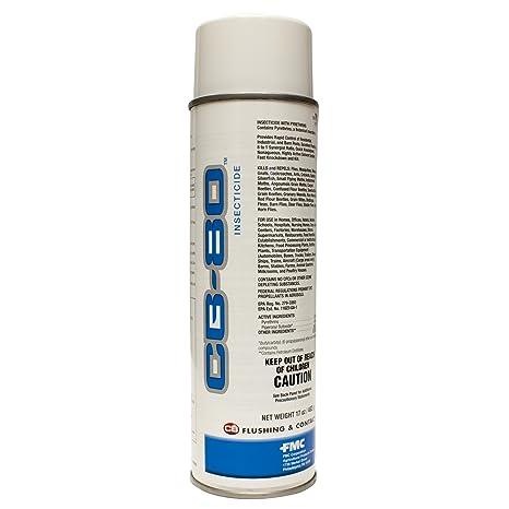 70f984421 Amazon.com : CB-80 Contact Aerosol 17 oz, 1 Can : Insect Repellents :  Garden & Outdoor