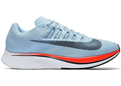 NIKE Men's Zoom Fly Ice Blue/Blue Fox 880848 401 Men's ...