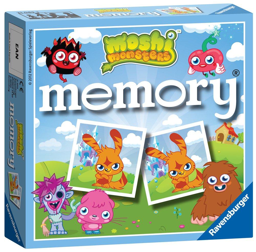 【人気沸騰】 Ravensburger Ravensburger Moshi Memory Monsters Mini Memory B0081KPPSI B0081KPPSI, 赤ちゃんデパート水谷:a1e9a87b --- mrplusfm.net