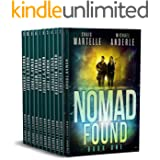 Terry Henry Walton Chronicles Complete Series Omnibus: Nomad Found, Nomad Redeemed, Nomad Unleashed, Nomad Supreme, Nomad's F