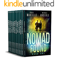 Terry Henry Walton Chronicles Complete Series Omnibus: Nomad Found, Nomad Redeemed, Nomad Unleashed, Nomad Supreme…