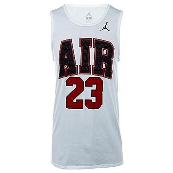 Nike Jordan Air 23 Camiseta de Tirantes, Hombre: MainApps: Amazon.es: Deportes y aire libre