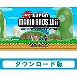 New スーパーマリオブラザーズ Wii 【Wii Uで遊べるWiiソフト】 [オンラインコード]