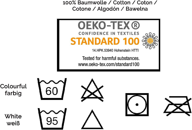 100/% Baumwolle 50x75 cm 650g//qm ZOLLNER 2er Set Badematten gelb
