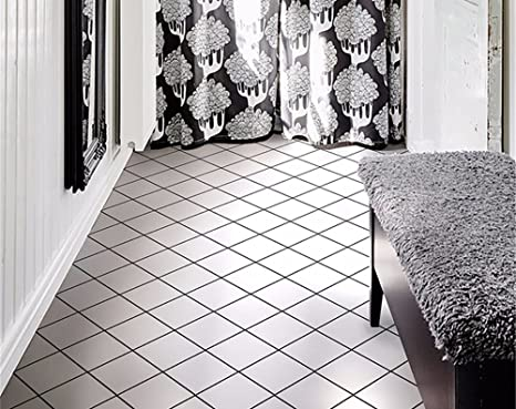 Piastrelle per cucina adesivi rinnovamento del pavimento