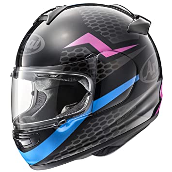 ARAI Axces III Keen rosa casco de moto