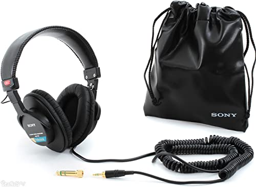 Sony DJ Headphones 4334205465