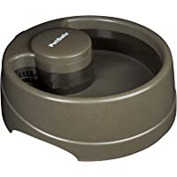 PetSafe Current Pet Fountain, Circulating Drinking Fountain for Cats and Dogs, Small, Forest, 40 oz. Capacity Water…