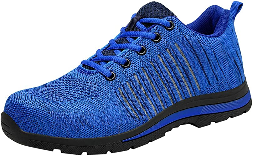 Hombre Zapatillas Deporte Realde Zapatillas de Running Trail Zapatillas de Deporte Ligeras Tenis Tenis Deportivo Caminar Ocasional Deportivo para Hombres al Aire Libre Transpirables Calzado: Amazon.es: Zapatos y complementos